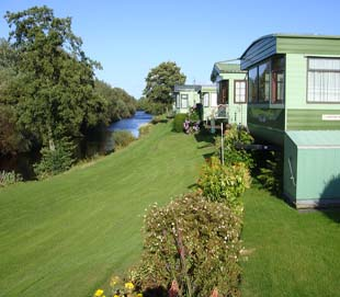 Lake Vyrnwy Holiday Home Park