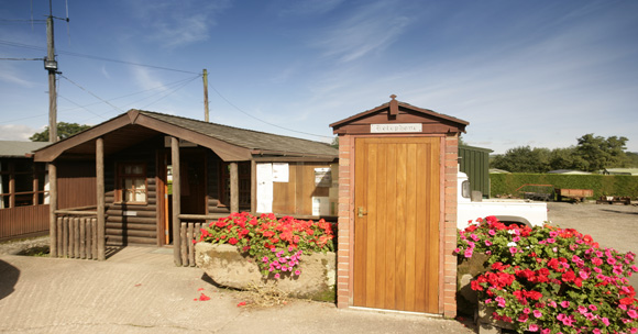 Vyrnwy Caravan Holiday Leisure Park By the Lake in Powys Mid Wales